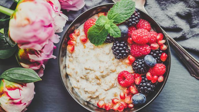 下廚房| 冷泡燕麥,你的早餐新選擇