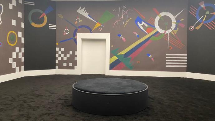 上海西岸美术馆呈现三大展览:从抽象到视听装置