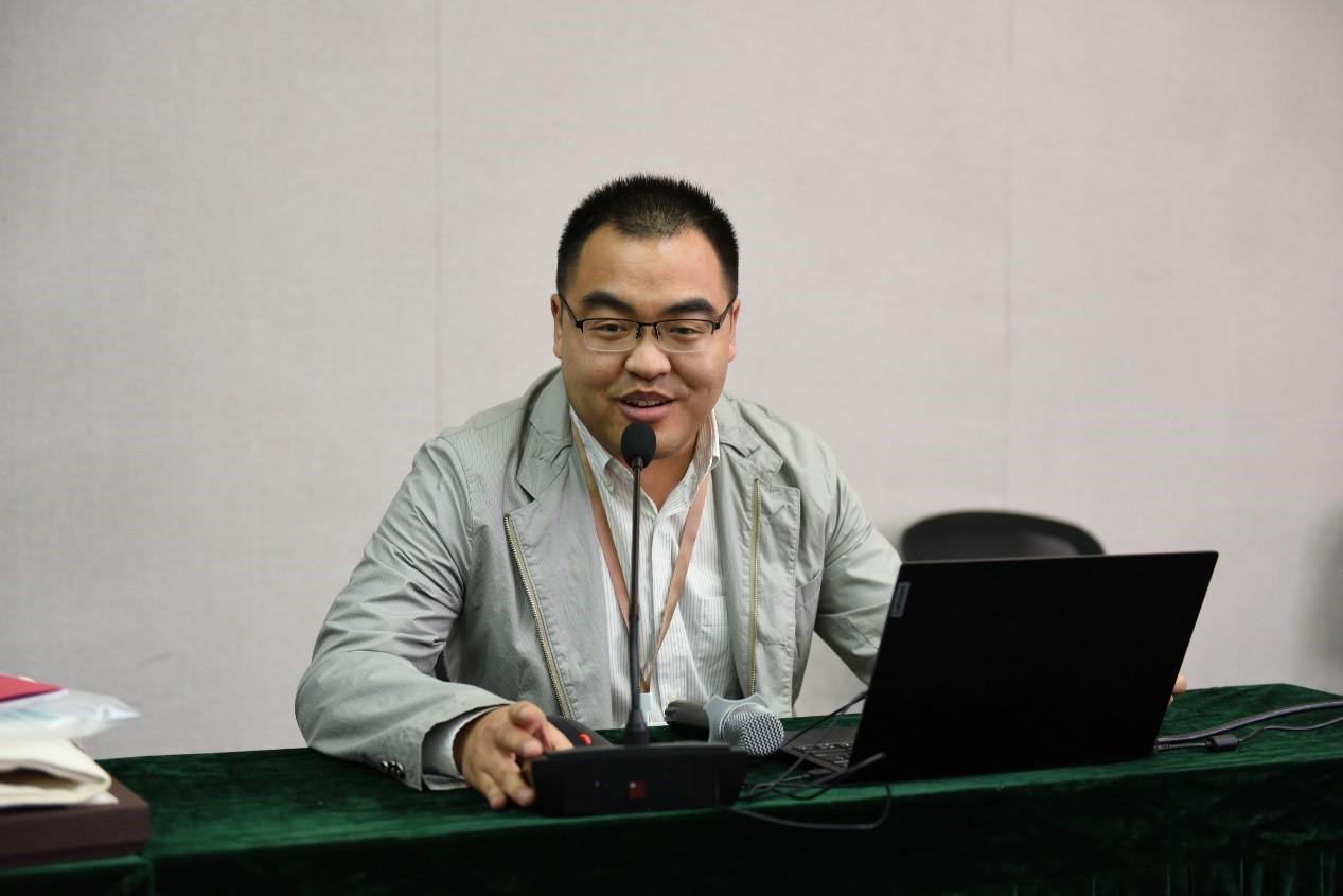程浩副教授做主题发言
