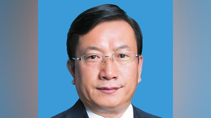 王忠林已任湖北省委副書記、省政府黨組書記