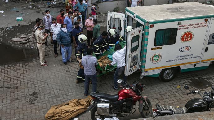 高福談印度疫情惡化原因:戴口罩、社交距離、個人衛生沒跟上