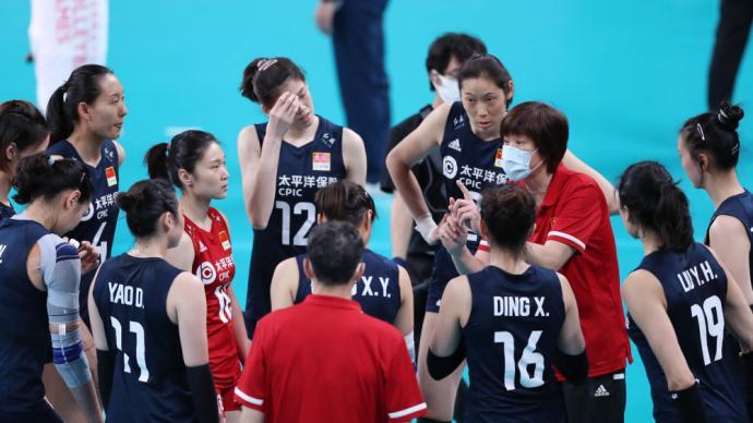 郎平:中国女排得到很好的安排和保护,东京奥运将非常伟大