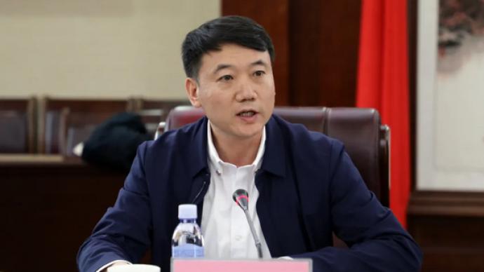 徐向國任黑龍江省大興安嶺地委副書記、行署專員