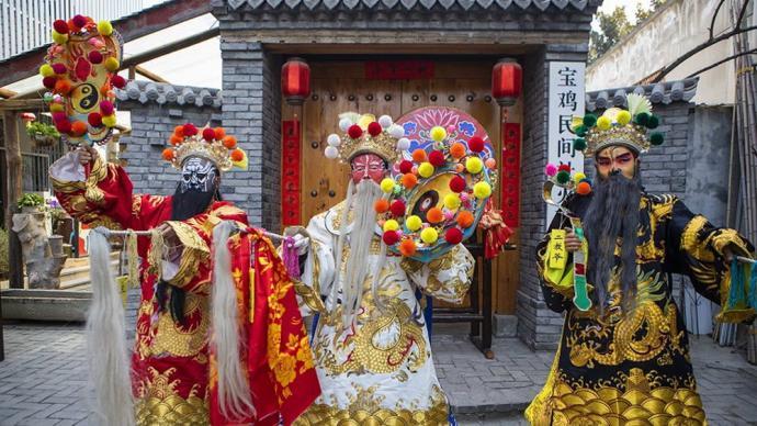 """沿着高速看中国 文化""""大动脉"""":行驶连霍高速,品读黄河文明"""