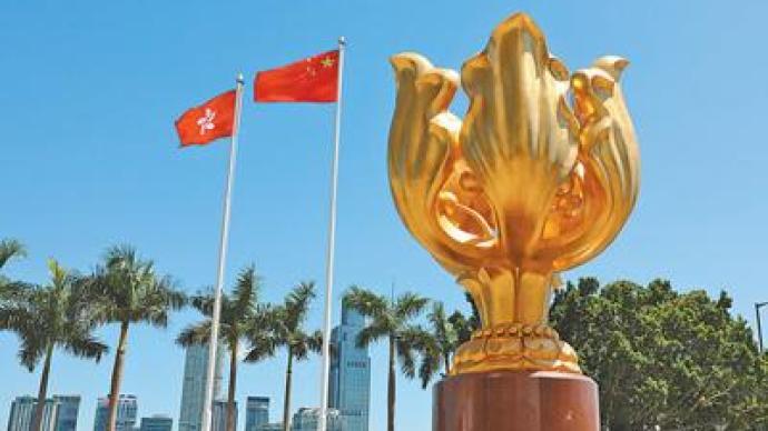 香港社团领袖谈完善香港选举制度