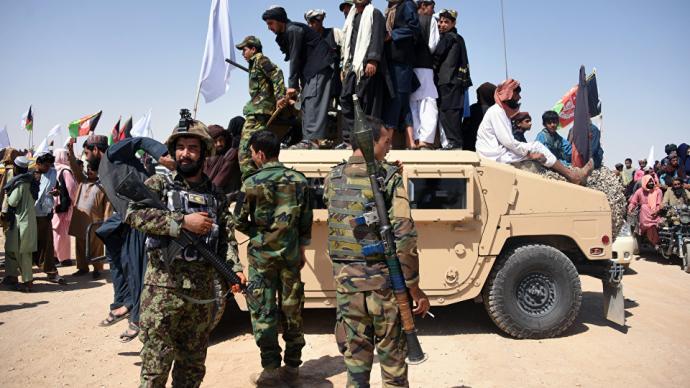 阿富汗一军事基地遭塔利班袭击,同日北约开始撤军