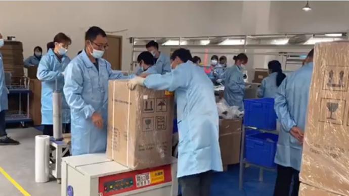 中国驻印大使:制氧机工厂五一加班,机器将很快发往印度