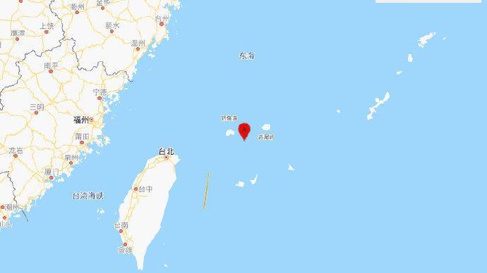 琉球群島發生5.5級地震,震源深度200千米