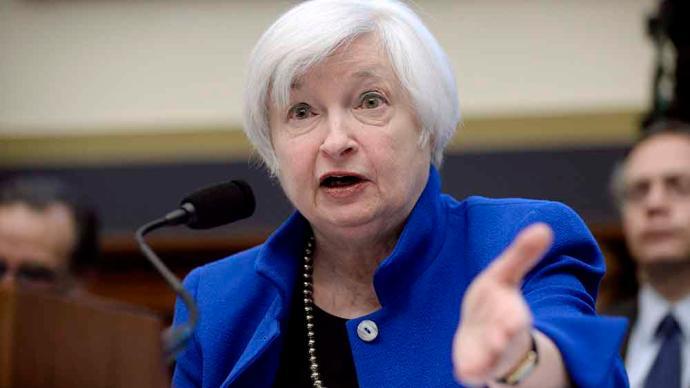 """美财长:美国人可从刺激计划中获""""巨大回报"""",通胀不成问题"""