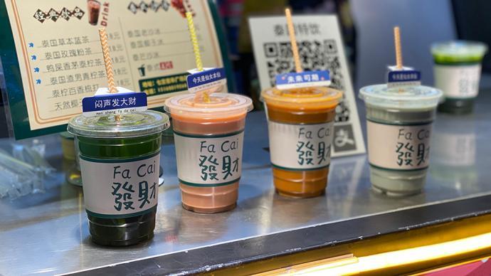 """上海最大夜市五一""""賣斷貨"""",商家眼睜睜看著生意擦肩而過"""