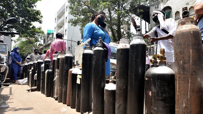 印度新德里高等法院:中央政府官员未能及时提供氧气将受惩罚