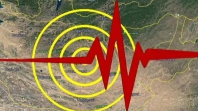 蒙古國庫蘇古爾省發生6.3級地震