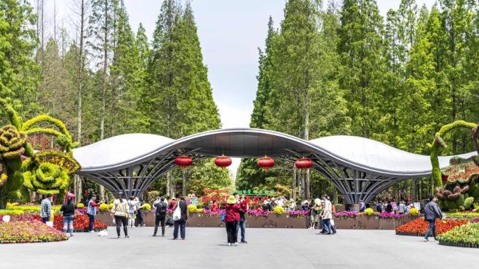 截至5月2日,上海崇明住宿設施平均入住率超86%