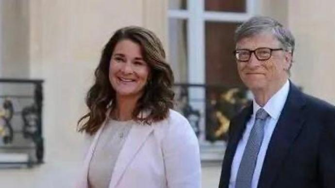 """盖茨离婚后财产怎么分?美媒:若无协议或""""五五平分"""""""