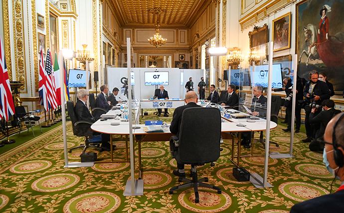 必晟平台登录:美官员:G7外长会讨论中俄议题的时长是阿富汗问题的3倍