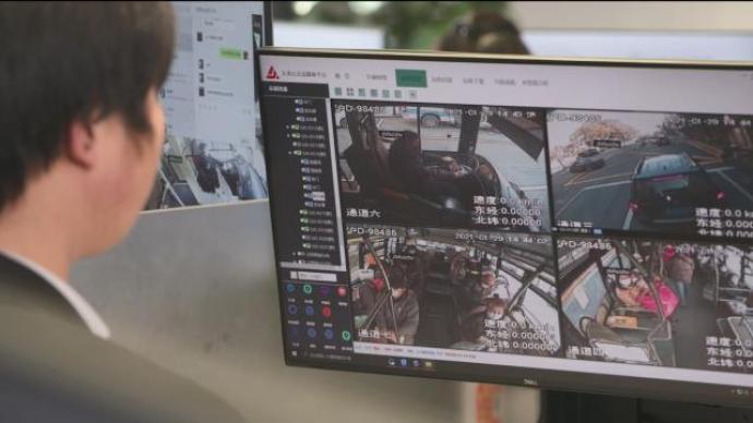 大数据人工智能+公交出租,上海交通数字化转型迸出什么火花