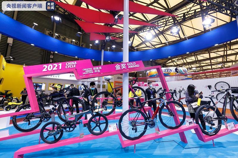 必晟娱乐新闻:2020年中国自行车产量和出口保持两位数增长