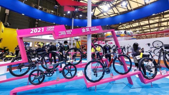 2020年中国自行车产量和出口保持两位数增长