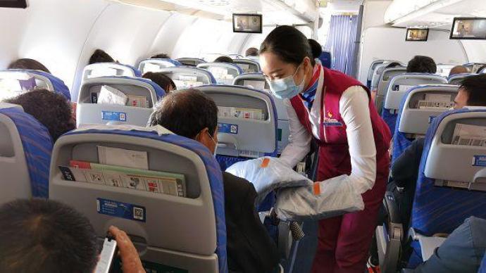 五一假期民航运送旅客866万人次,同比增长173.9%