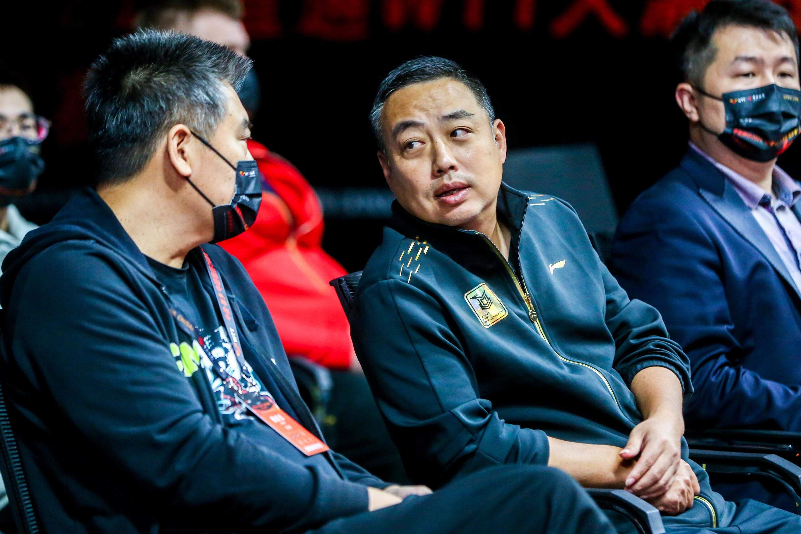 """星启娱乐新闻:刘国梁:把奥运选手培养成""""战神"""",小运动员打造成""""战狼"""""""