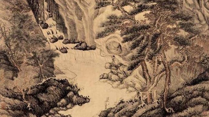 洞天寻隐·山水纪|游记与序——六朝山水游记的发端