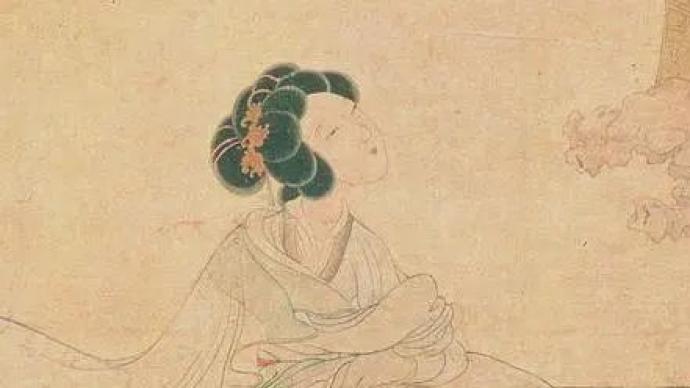 陈老莲人物画如何滋养影响了日本浮世绘
