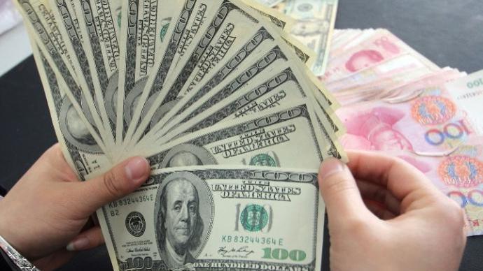 4月外汇储备环比增282亿美元,余额增至31982亿美元