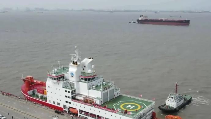 """中国第37次南极科学考察队凯旋,全体队员""""零感染"""""""