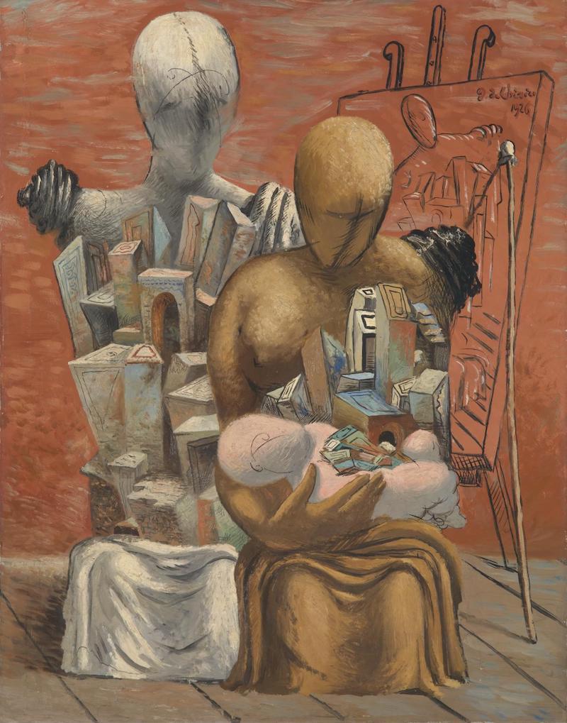 Giorgio de Chirico The Painter's Family 1926