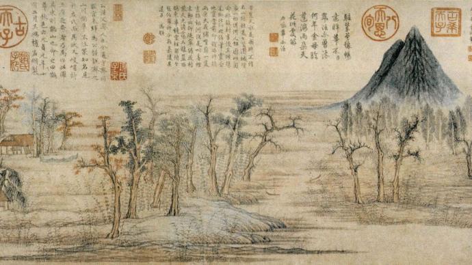 """在当下如何""""点评""""笔墨,走进中国文人画的审美核心"""