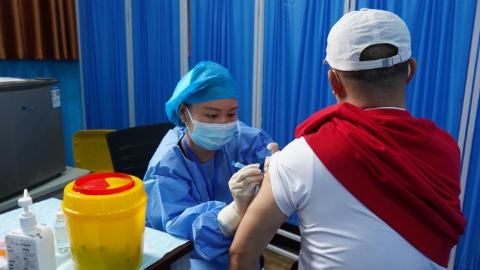 国家卫健委:全国累计报告接种新冠疫苗3.17亿剂次