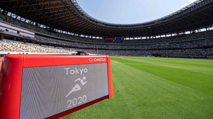 日本一医院贴标语呼吁取消奥运,官方回应称一定会举行