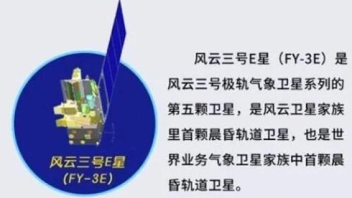 风云三号05卫星通过出厂评审,发射后有助提升天气预报准确率