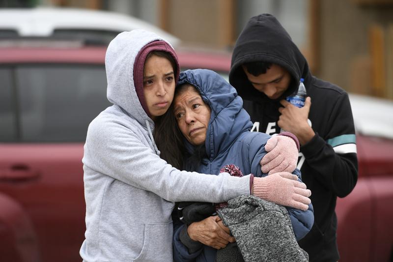 当地时间2021年5月9日,美国科罗拉多斯普林斯发生一起枪击事件,共导致7人死亡,其中包括自杀的枪手。