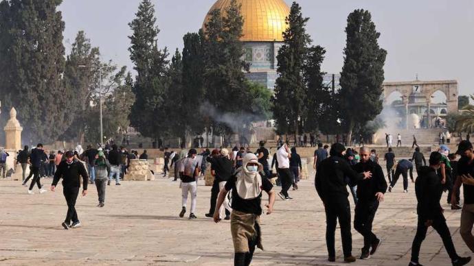 不平静的斋月:东耶路撒冷冲突、疫苗歧视与以色列的种族隔离