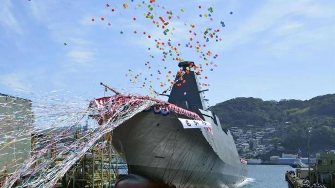 日本欲向印尼军售隐身护卫舰:或以共同生产为名绕开武器出口限制