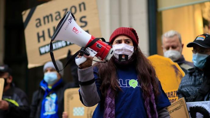 工会运动失败后,亚马逊工人期望怎样的改革?