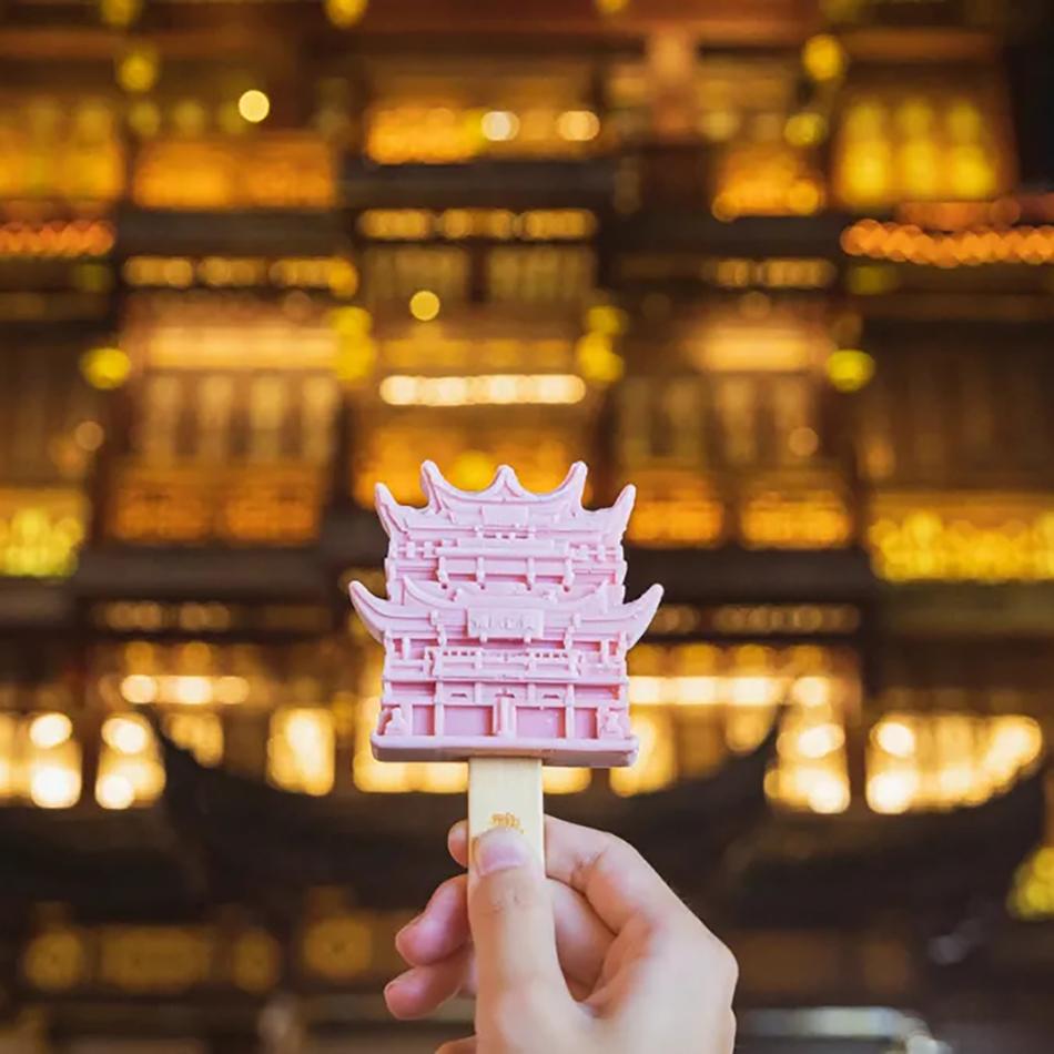 上海●豫园雪糕