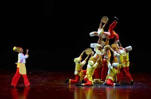 舞蹈《小笼师傅》