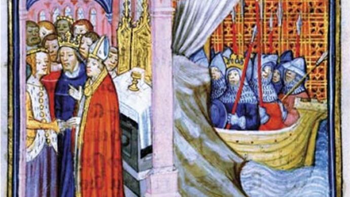 一场婚变的背后:阿基坦的埃莉诺与欧洲中世纪的政治和文化