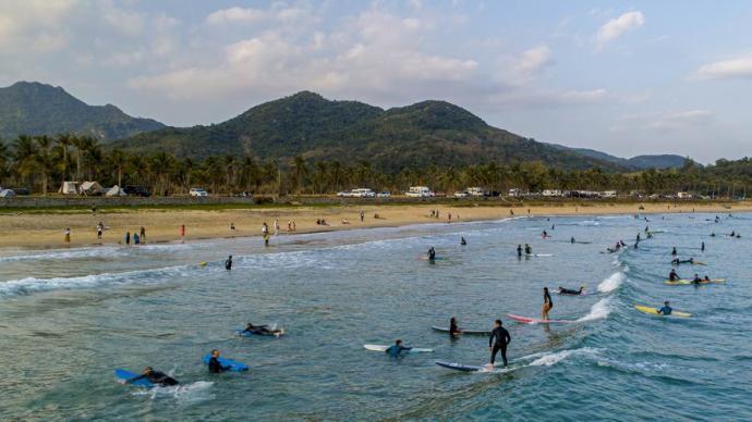 沿着高速自驾游| 阳光、沙滩、海风,把海南玩一圈②
