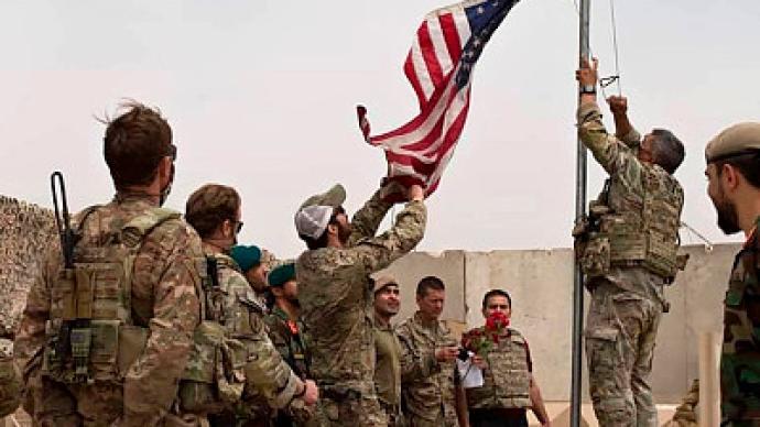 人民日报评美国从阿富汗撤军:不能不计后果一走了之