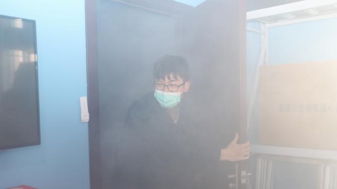 烟热逃生、缓降逃生……上海这个消防体验馆教你如何避险