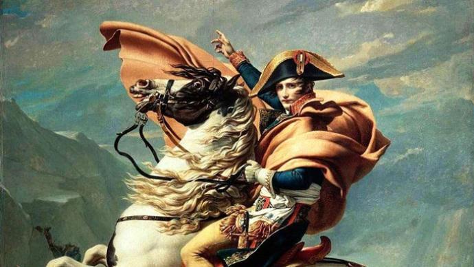 顶级军事天才拿破仑,法国民众为何对他爱恨交织?