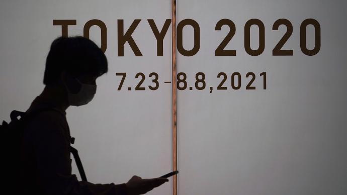 国际奥委会:支持率低无碍东京奥运,随后发布会遭抗议者打断
