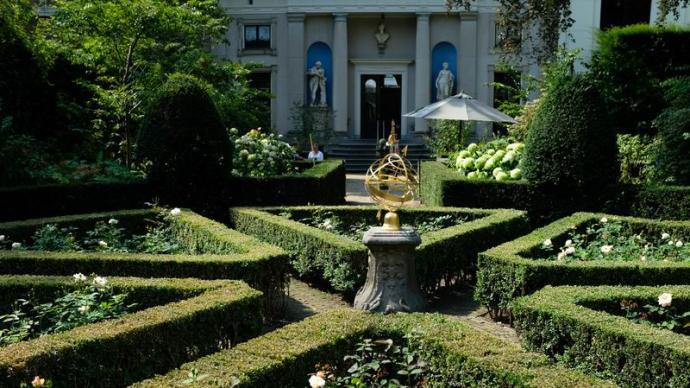 国际博物馆日②|范隆博物馆:阿姆斯特丹的秘密花园