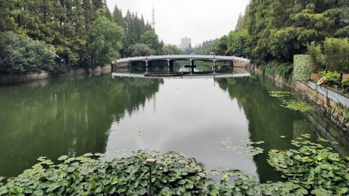 华东师大校河——丽娃河何以得名?
