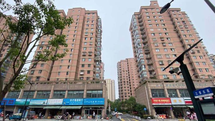 """重访""""杭州杀妻案""""所在小区,居民希望生活尽快回归正常"""