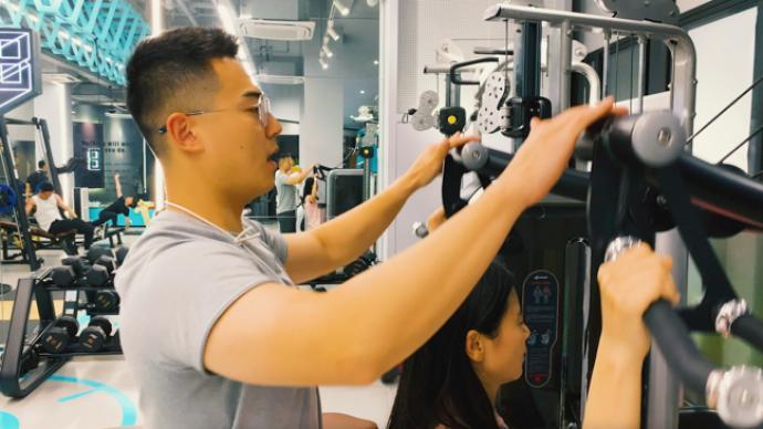 守业纪事|健身工作室