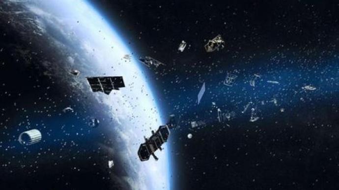 2020年,俄罗斯空间站220次与太空垃圾擦肩而过